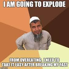 Overeating Meme - ordinary muslim man meme imgflip