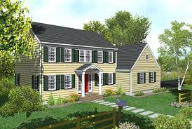 2 story colonial house plans small colonial home plans 2 story colonial home plan small