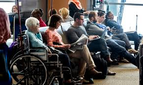 Oklahoma Travelers Aid images For some disabled travelers getting around okc 39 s airport can be a jpg