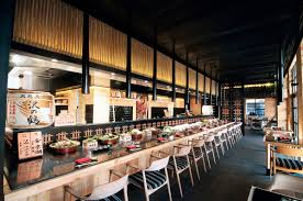 inakaya restaurant in abu dhabi by stickman design offers japanese