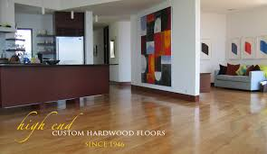 high end custom hardwood floors and staircases