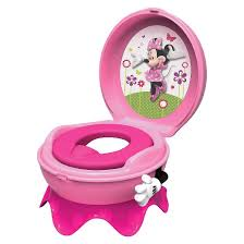the years disney baby minnie mouse 3 in 1 celebration potty