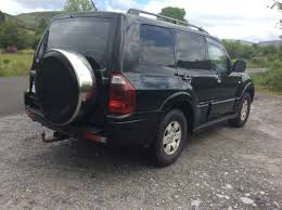 used mitsubishi pajero 2004 diesel 3 2 black for sale in kerry
