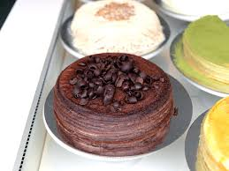Cake Bakery Crepe Cake Bakery Lady M Takes On Pumpkin Pie Serious Eats