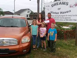 winter family gets free car the week of thanksgiving wtsp