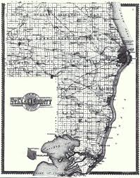 Port Huron Michigan Map by Port Huron Michigan A Port City Built By The Railroad