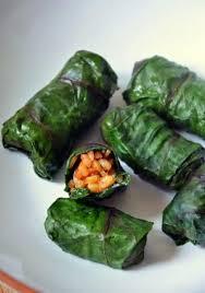 cuisiner les feuilles de betteraves rouges dolmadakia de feuilles de betterave végémiam la référence des