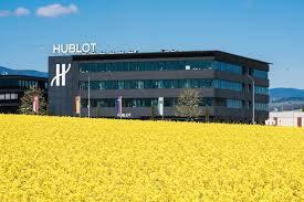 ferrari factory building factory tour hublot watch journal