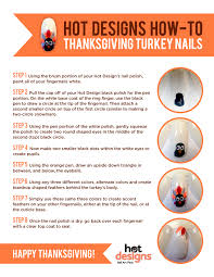 tutorial for the best thanksgiving turkey on design thanksgiving turkey nails tutorial jinxy beauty