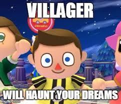 The Villager Meme - villager imgflip