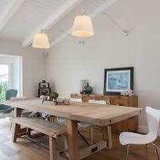 white coastal dining room photos hgtv