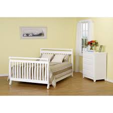 Davinci Emily Mini Convertible Crib by Bedroom Dark Davinci Emily 4 In 1 Convertible Crib With Wicker