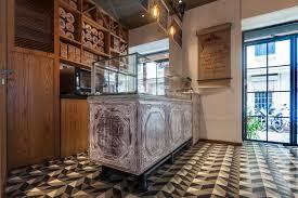 Small Restaurant Interior Design Oh Dough A Small Restaurant Interior The Architects Diary