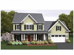 traditional 2 story house plans eplans colonial house plan colonial with bonus 1775 square