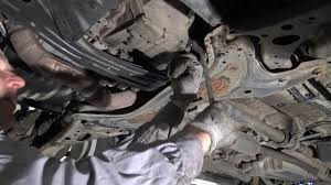 how to change toyota rav 4 manual gearbox oil years 1996 to 2017