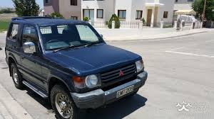 mitsubishi pajero 1996 suv 2 5l diesel manual for sale nicosia