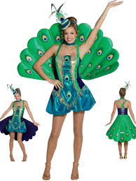peacock costume womens animal costumes