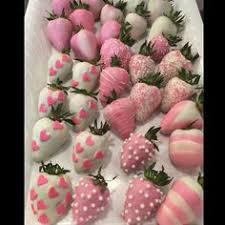 White Pink Chocolate Covered Strawberries Still My Faves Lindt Lindtchocolate Lindtlindor Lindor