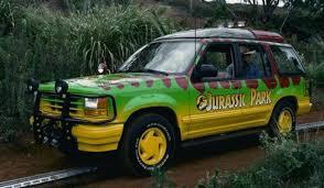 jurassic world jeep jurassic world fallen kingdom adds a familiar attraction