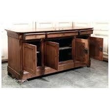 cherry wood sideboard century cherry wood country french buffet