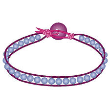 bracelet cord images Wrapped cord bracelet beading techniques fusion beads jpg