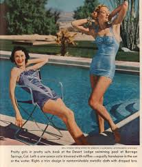 retrospace vintage style 43 celebrating roundness bathing