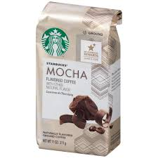 starbucks mocha flavored coffee with other flavor