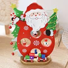 aliexpress com buy 2017 diy wooden old snowman miniature