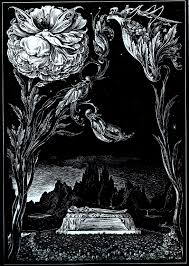 annabel lee by edgar allan poe monster brains alberto martini edgar allan poe illustrations 1905