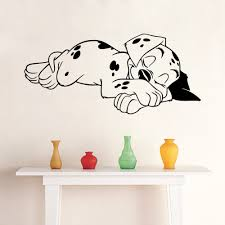 Mural Stickers For Walls Compare Prices On Puppy Wall Murals Online Shopping Buy Low Price