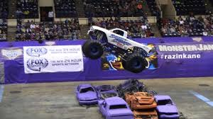 purple grave digger monster truck frog in his mouth march results page jam results monster truck