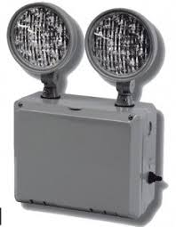 Outdoor Emergency Light - wet location led emergency unit emergency lights industrial