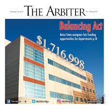 idaho statesman sept 18 2016 by idaho statesman issuu 2 14 17 arbiter online by the arbiter student media at boise