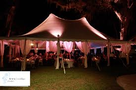 outdoor party tent lighting this might be a good idea if you do wanna do outdoors i like the