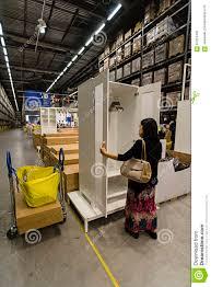 Ikea Malaysia by Kuala Lumpur Malaysia November 21 2015 Unidentified Woman