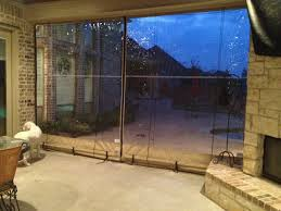 Clear Vinyl Curtains For Porch Creative Of Clear Vinyl Curtains For Porch Designs With