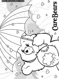 45 care bears coloring sheets images care