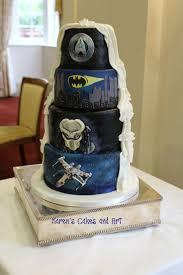 25 best wedding cake half batman ideas on pinterest batman