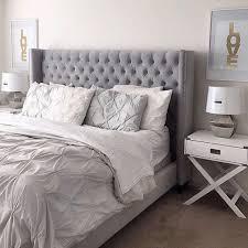 best 25 gray bed ideas on pinterest gray bedding beautiful