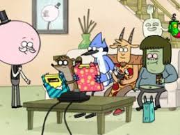 the thanksgiving special episode screencap 5x12 regular show