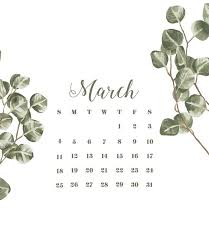 free march 2018 calendar for desktop and iphone march 2018 iphone calendar wallpaper calendar