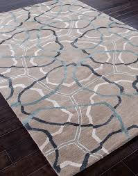 Blue Grey Area Rugs Blue And Grey Area Rug Amazing Jaipur Bl43 In The Loop Silver
