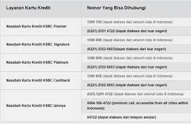 persyaratan buat kartu kredit hsbc kartu kredit hsbc daftar aplikasi promo dan manfaat cekaja