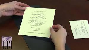 pocket folds pocket folds how to assemble pocket fold invitations