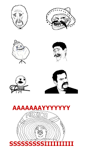 Rage Faces Meme - mexican rage faces by georgeboden on deviantart