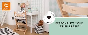 stokke tripp trapp chair peppermint london