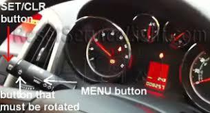Reset Service Engine Soon Light Reset Service Light Indicator Opel Astra J U2013 Reset Service Light