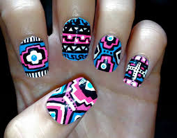 cool easy nail designs for short nails trend manicure ideas 2017
