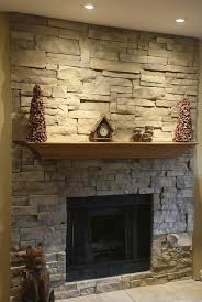stacked stone fireplace color of stacked stone fireplace how to