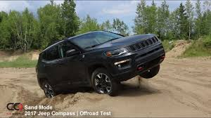 jeep compass trailhawk 2017 colors 4x4 sand offroad test 2017 jeep compass trailhawk review part 9
